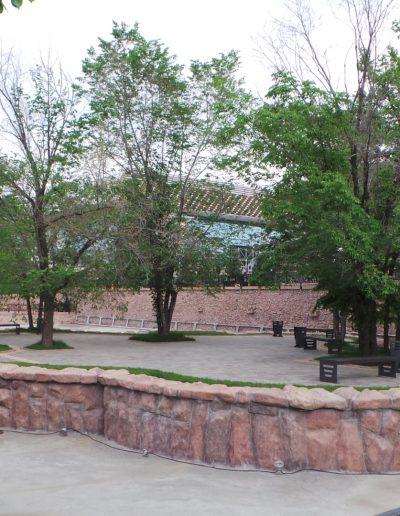 KZ Hotel Fountain
